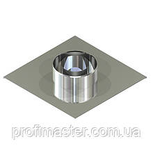 Підставка настінна для димоходу ø 100/160 н/н 0,6 мм