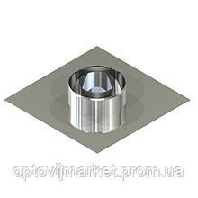 Підставка настінна для димоходу ø 110/180 н/н 0,6 мм