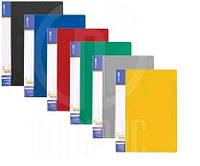 Папка ECONOMIX пластикова А4 з 40 файлами мікс