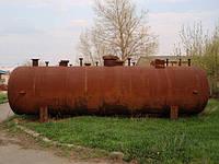 Подземный резервуар, емкость для сжиженного газа пропана 25 куб м