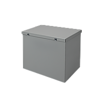 Акумуляторний корпус 12V 60 Ah / 24V 30 Ah метал