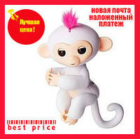 Інтерактивна мавпочка Fingerlings (white)