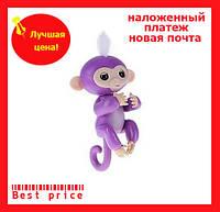Інтерактивна мавпочка Fingerlings (purple)