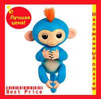 Інтерактивна мавпочка Fingerlings (blue)