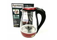 Електричний чайник Rainberg RB-914 Червоний