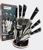 Набор кухонных ножей Rainberg RB-8804 | 9 предметов