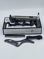 Профессиональный беспроводной триммер для точной стрижки и рисования на голове. Rozia Pro HQ-288