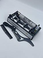 Триммер для стрижки волос,оконтовки,бороды и усов Rozia HQ286