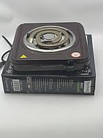 Плита одноконфорочная Rainberg RB-011 электрическая, спиральная 1500Вт