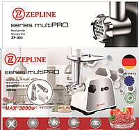 Электрическая мясорубка ZP-002 3000 Вт
