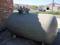 Газгольдер 2,7 куб VPS подземная емкость люк 400 мм 2009 г выпуска, фото 1