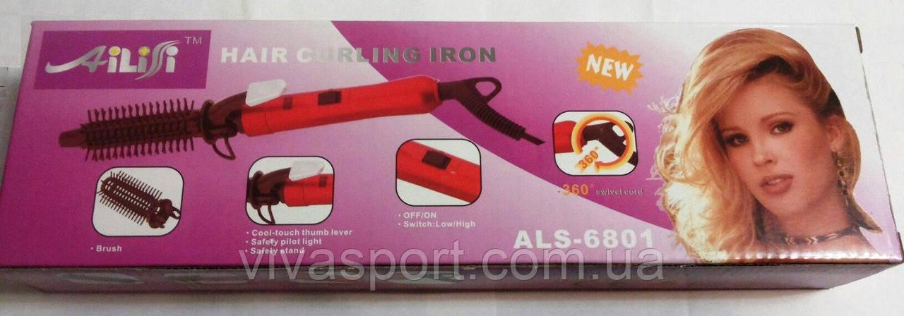 Плойка для накручивания волос Ailisi ALS-6801, Аилизи ALS-6801