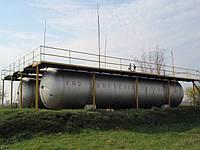 Газонаполнительный пункт 200 куб. м. для сжиженного газа пропан-бутана