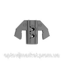 Змінні губки для кліщів обтискача клем (тип H7) TOPTUL DLAH7012