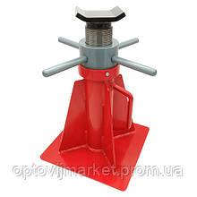 Підставка під автомобіль гвинтова регульована Heavy Duty 20 тонн 420-680мм (ХЗСО) HDJS6820
