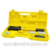Прес-кліщі гідравлічні YQK-300 (16-300 мм2) для обпресування наконечників і гільз СТАНДАРТ HCRT0300