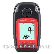 Газоаналізатор З + термометр (0-1000 ppm, 0-50°C) WINTACT WT8825