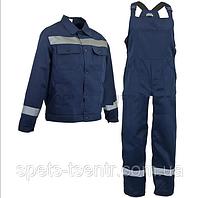 Рабочий комбинезон и куртка комплект ткань грета