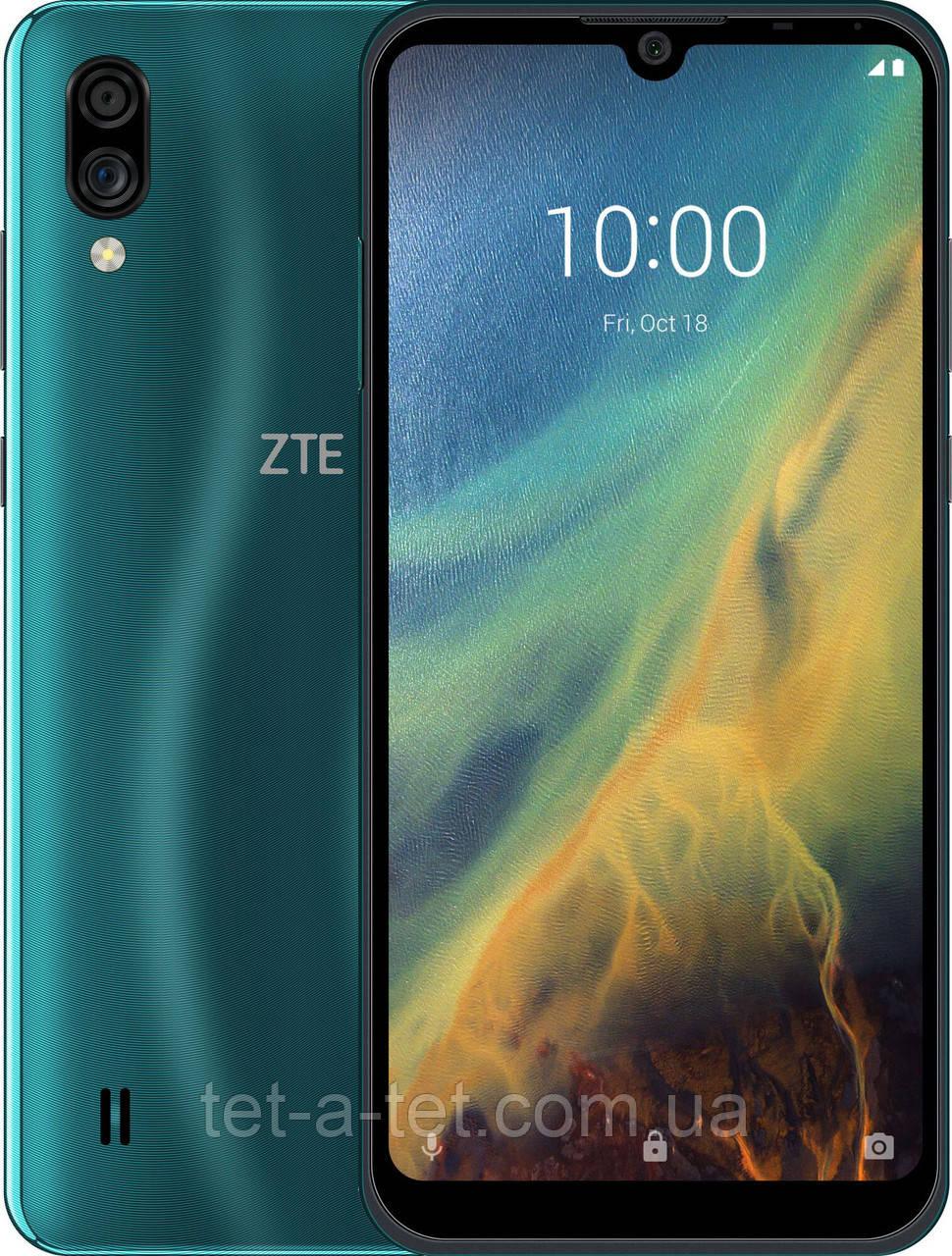 Смартфон ZTE Blade A5 2020 2/32GB Green (Зелений)