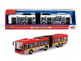 Дитяча іграшка автобус з відкриваються дверима, Dickie Toys, Автобус з гармошкою