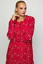 Ультрамодное платье в стиле oversize Большой размер от 52 до 60, фото 2