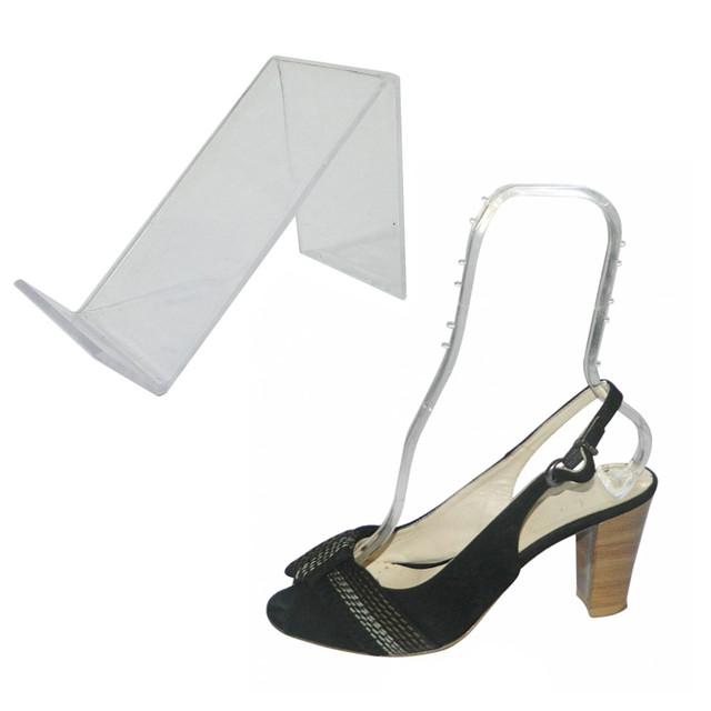 Оборудование для презентации обуви, акриловые подставки