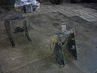 Кронштейн крепления запаски МАН (MAN) L2000 8.163 8.153