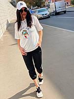 Жіночий спортивний костюм з джогерамі