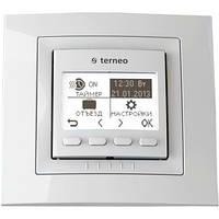 Терморегулятор ( датчик воздуха) Возможность программирования на неделю.