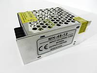 Блок питания MN-48-12 12В 4А 48Вт