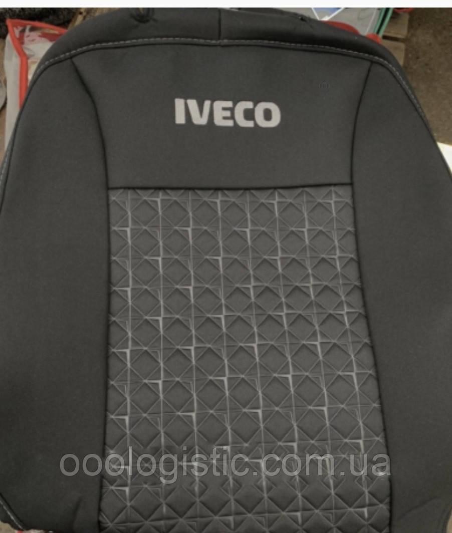 Авточохли на Iveco Daily 35C15 2014 1+2 місць
