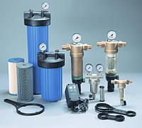 Самопромывные фильтры и регуляторы давления Honeywell (Германия)