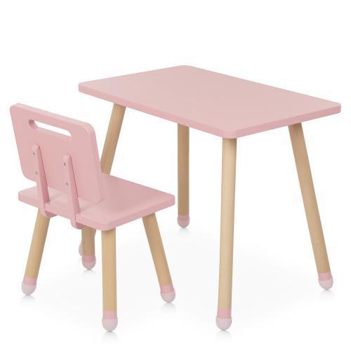 Столик M 4256 Square pink