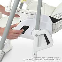 Стільчик-гойдалка ME 1087 SWAN White, фото 9