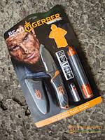 Набор для выживания Gerber Bear Grylls фонарь+нож+пончо (31-002493)