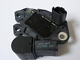 Регулятор напряжения генератора со щётками на Renault Trafic 1.9dCi (2001-2006) AS (Польша) ARE3028, фото 4