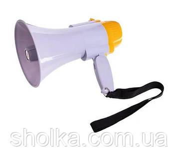 Гучномовець мегафон рупор MEGAPHONE HW 8C 15 Вт