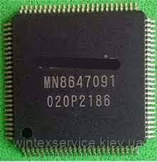 Мікросхема MN8647091