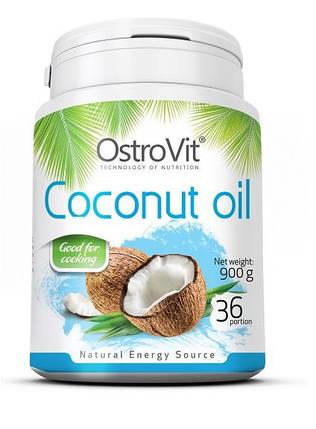 Ostrovit Coconut Oil рафінована кокосова олія, фото 2