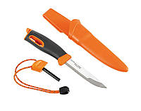 НОЖ-ОГНИВО LIGHT MY FIRE KNIFE ORANGE (12113610)