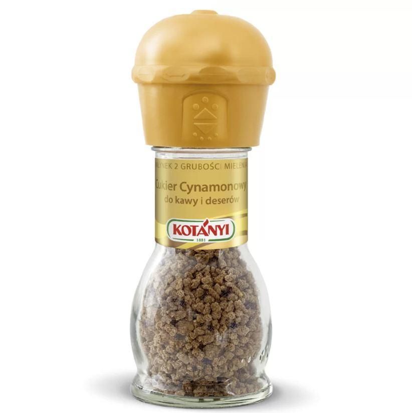 Посипка до кави Kotanyi Cinnamon (Кориця)