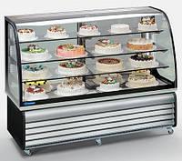 Витрина холодильная Tecfrigo Brio186Q (cod.92+01) (БН)