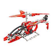 Детский блочный конструктор вертолет спасателя (Helicopter 210 блоков), фото 2