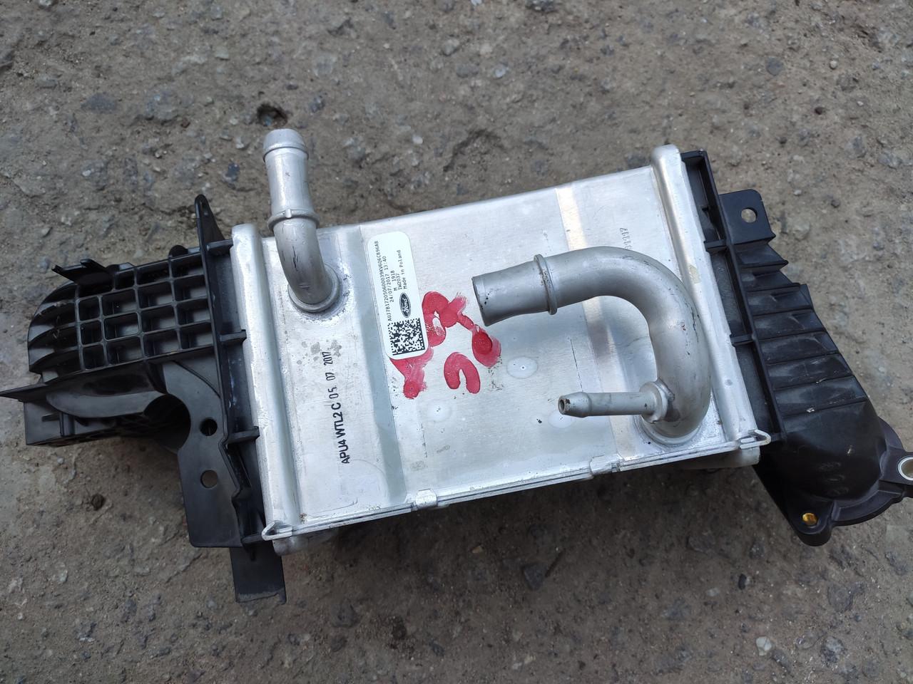 Радіатор інтеркулера ford focus mk4 1.5 ecoboost 150 ps Q6C896AB iw2037