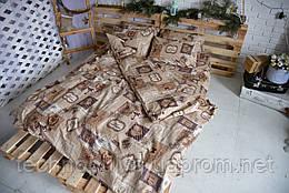 Комплект постільної білизни Brettani Сімейний 240 х 220 см (10049)