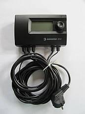 Контроллер Euroster 11W вентилятор WPA120 для твердотопливного котла , фото 3
