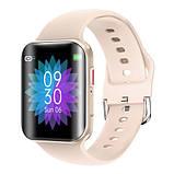 Смарт часы Фитнес браслет трэккер Smart Watch T68 пульсометром тонометром температура тела золотые + Подарок, фото 5