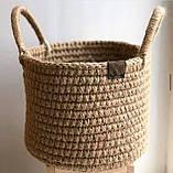 Шпагат (пряжа)  джутовая двухниточная для вязания, фото 9