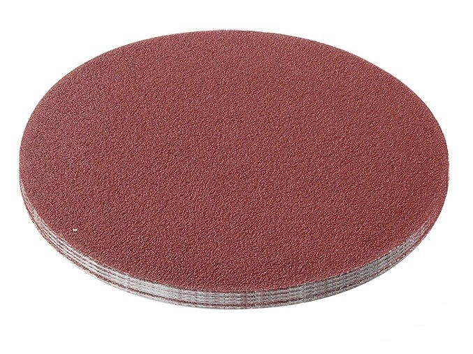 Круги фибровые на липучке (шерох. 120) 10шт 22-105 - erniboom market в Херсоне