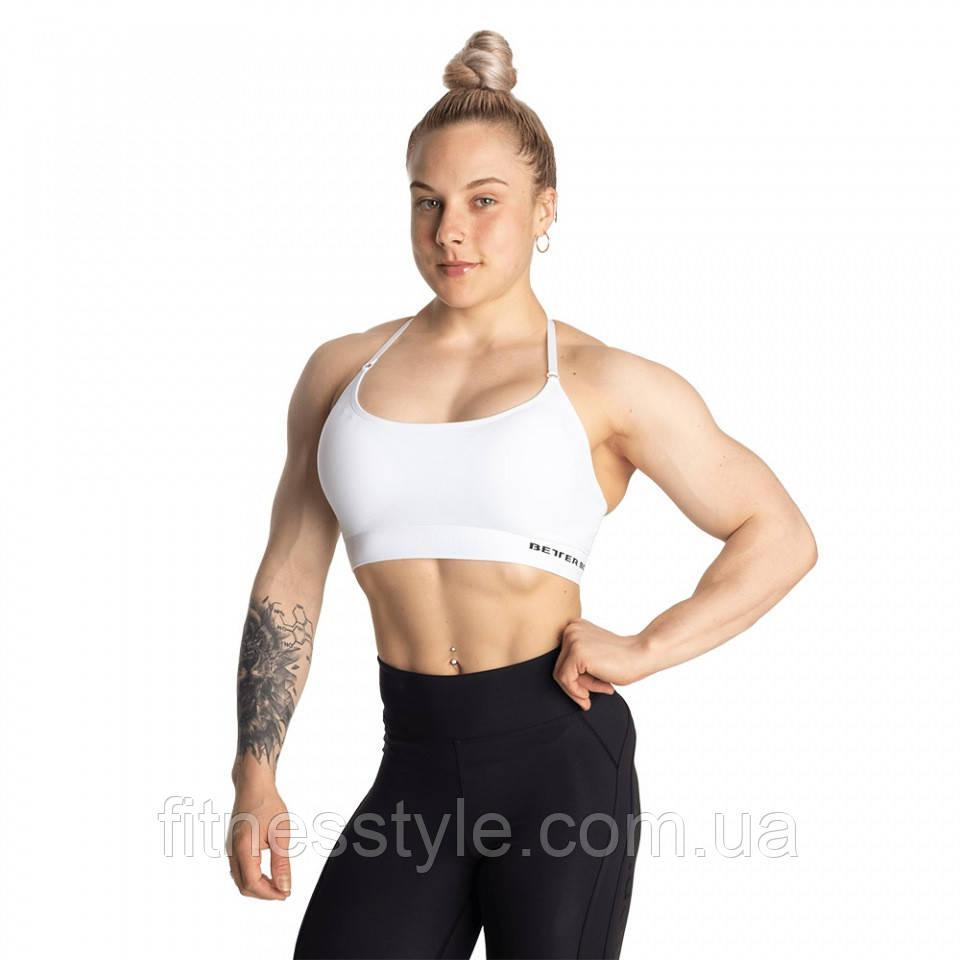 Спортивный топ Better Bodies Astoria Seamless Short Bra, White
